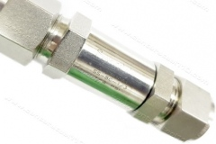 CHECK-VALVE-SWAGELOK-SS-8C-1.3 , check valve , non return valve  , چک ولو  , شیر یکطرفه ,  شیر خودکار  ,  شیرآلات ابزاردقیق ,  swagelok ,  parker , s-lok , hoke